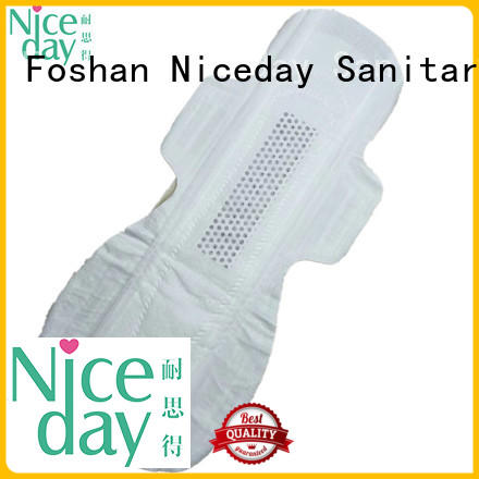 Niceday breathable sanitary napkins online wholesales for girls