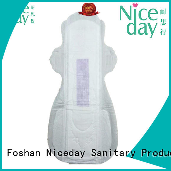 Niceday high-end sanitary products wholesales for feminine