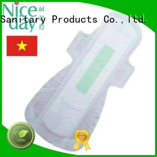 purple ladies sanitary napkins period for girls Niceday