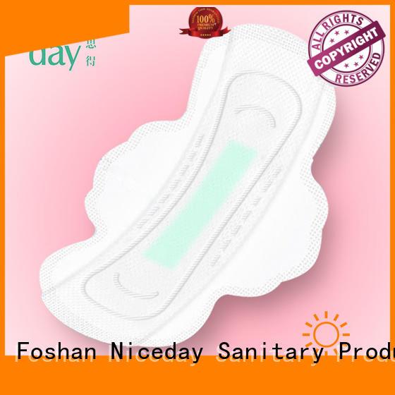 Niceday free good sanitary napkins reusable for ladies