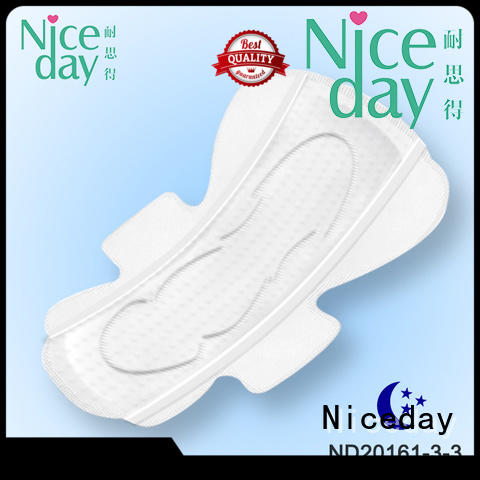 Niceday special best sanitary pads product for feminine
