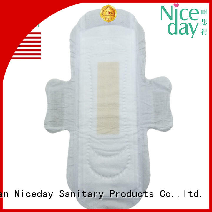 Niceday quality thin sanitary pads nonwoven for period