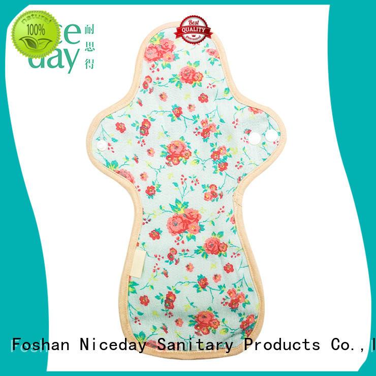 Niceday reusable reusable feminine pads washable