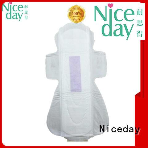 Niceday perimeter period pad use nonwoven for feminine
