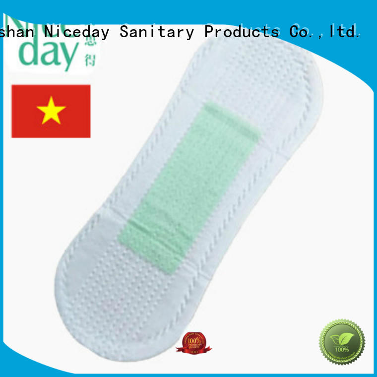 Niceday special cheap feminine pads tampons for period