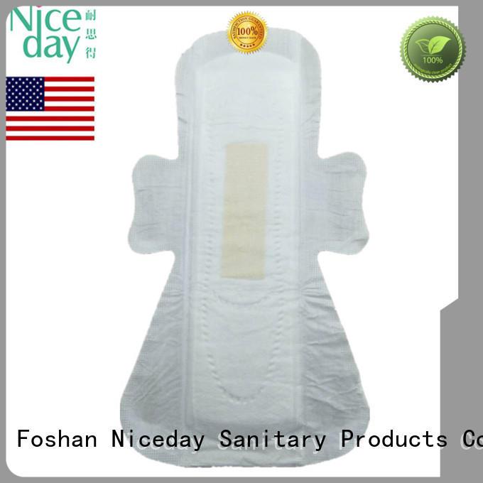 high-end good sanitary napkins overnight for women