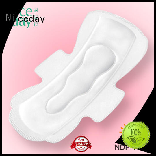 Niceday branded sanitary towel side for period