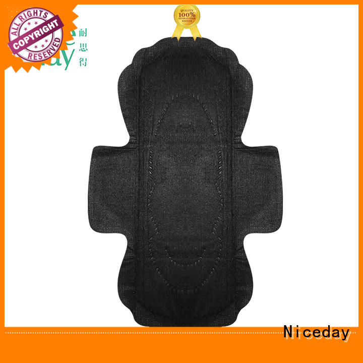 Niceday comfortable cheap sanitary pads reusable for women