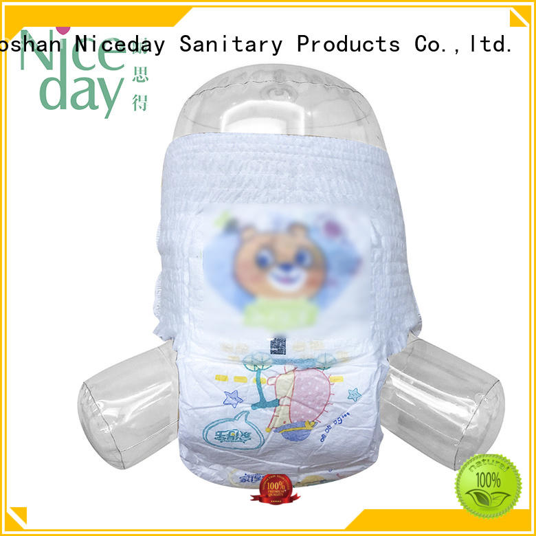 biodegradable baby diaper accept pure for baby girl
