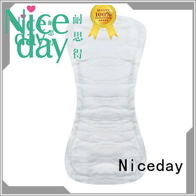 Niceday oem best pads for after delivery price for girl