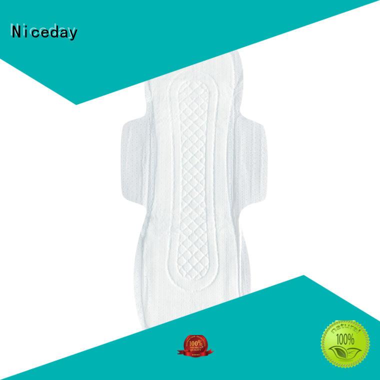 Niceday all menstrual pads film for feminine
