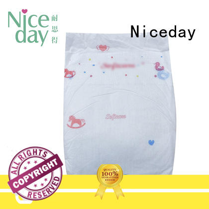 Niceday biodegradable baby diaper discount online babydry for baby girl