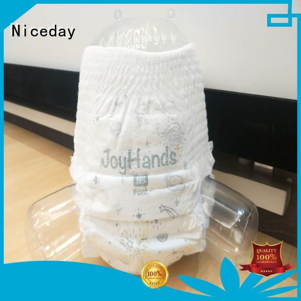 Niceday small maternity nursing pads production for infant