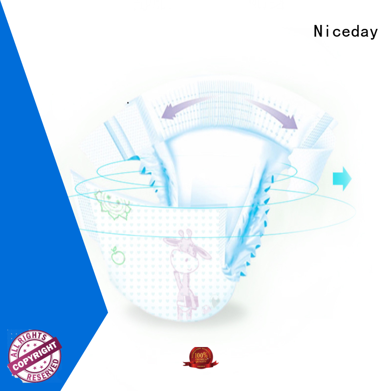 Niceday odm discount baby diapers natura for baby boy