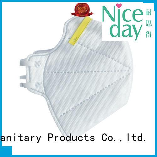 Niceday medical face mask supplier for virus prevention