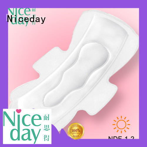 Niceday carefree women napkin touch for female