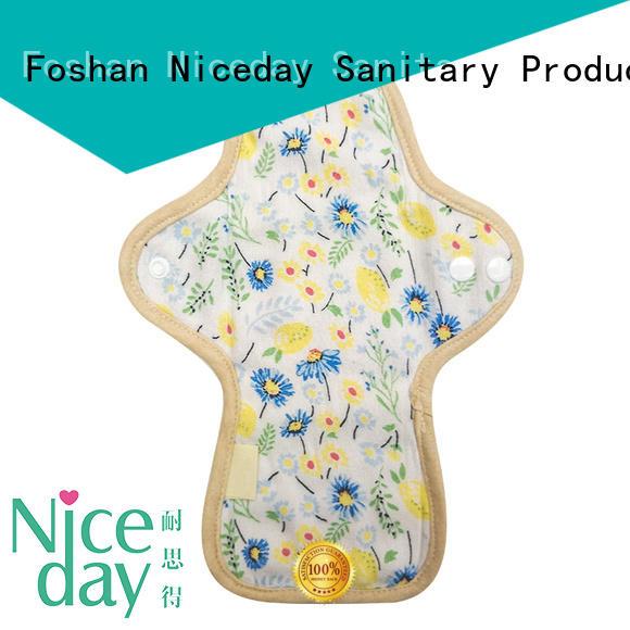 Niceday quality feminine napkin natural for women