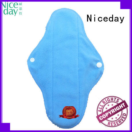 Niceday pads reusable sanitary napkin pads for girl