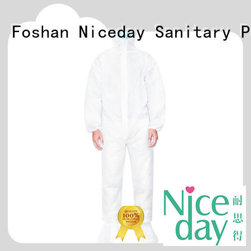 Niceday proof low cost sanitary napkins quality for infant