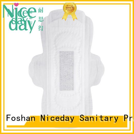 Niceday quality ultra thin sanitary napkin napkins for women