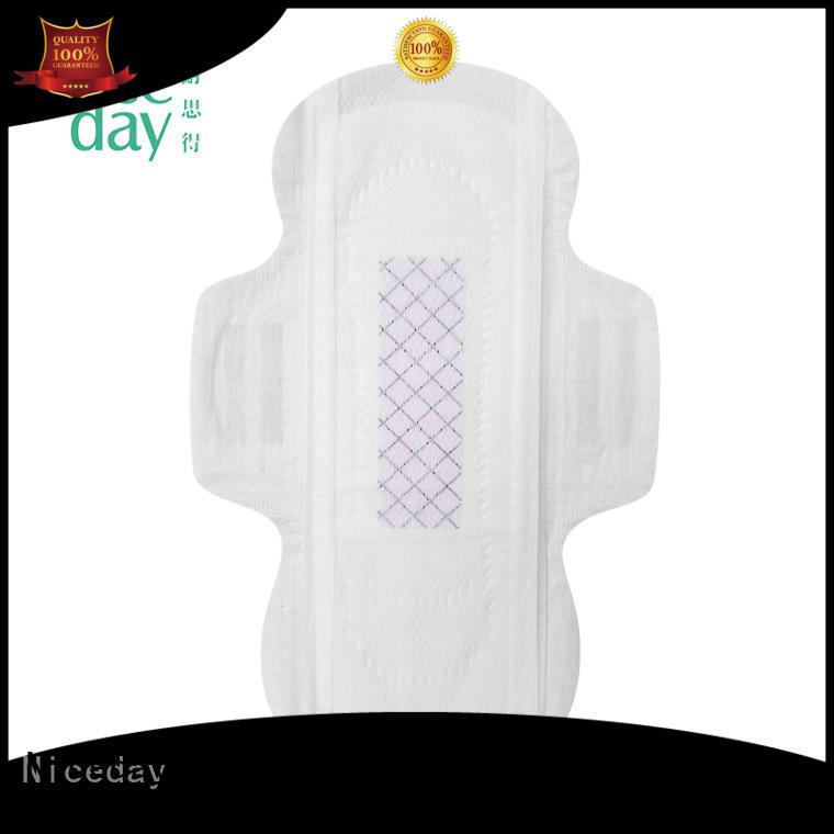 Niceday sell sanitary napkin price against for women