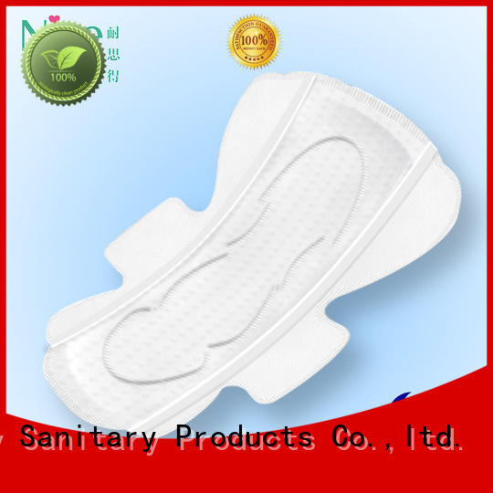 Niceday bulk cotton sanitary pads fabric for female