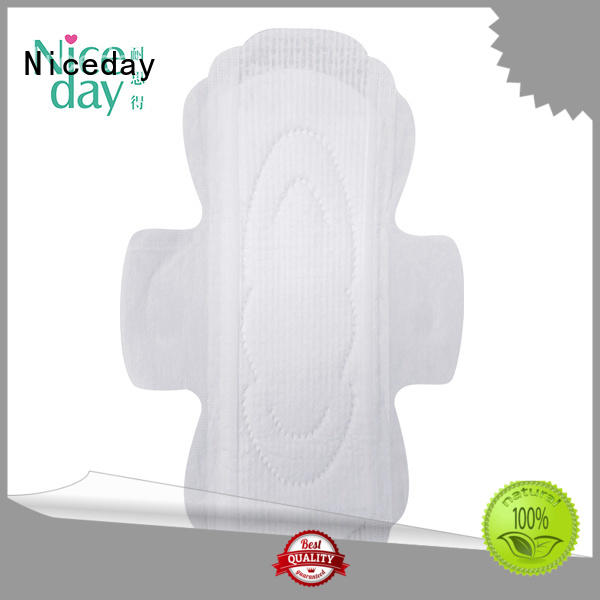 Niceday nappies low cost sanitary napkins sale for absorption