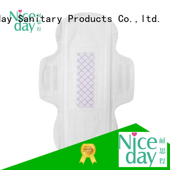 Niceday low napkin pad herbal for girls