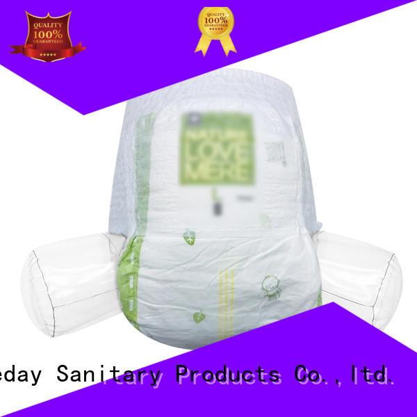 Niceday leak-proof best newborn nappies baby for baby girl