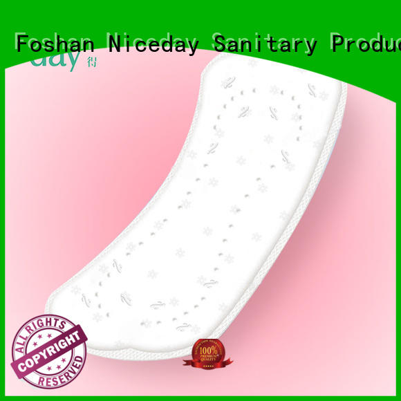 customized menstrual pads fully for girls Niceday