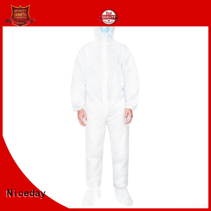 great disposable coverall manufacturers supplier for virus prevention