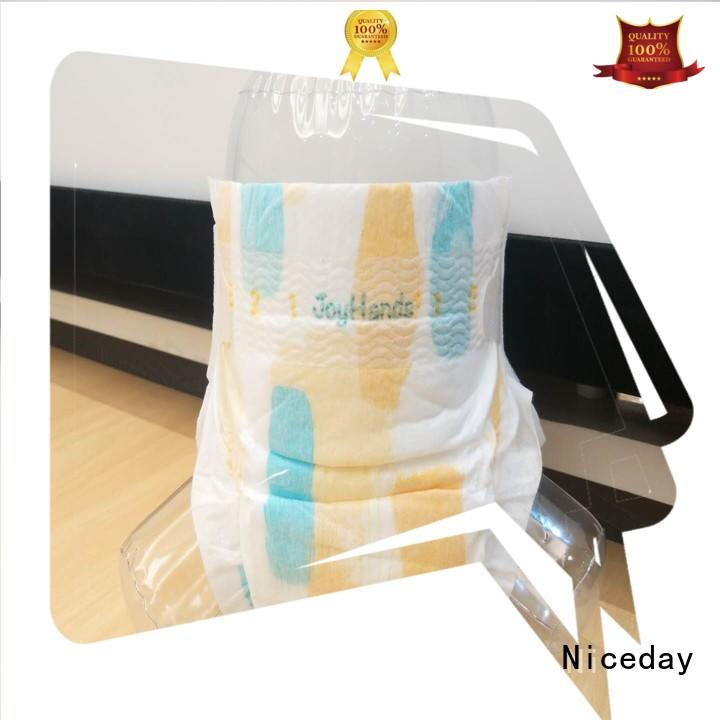 Niceday dry ultra absorbent sanitary pads sleepy for infant