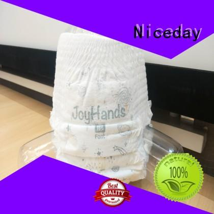 Niceday quality newborn baby diapers baby for baby girl