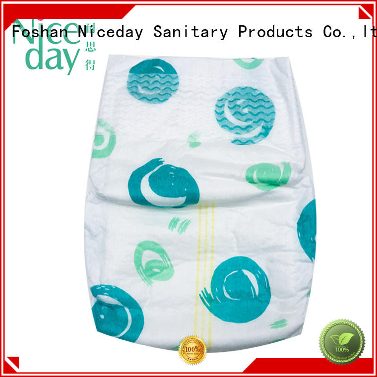 Niceday disposable good baby diaper small for baby boy
