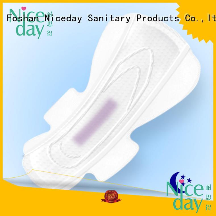 Niceday health small sanitary pads icy for girls