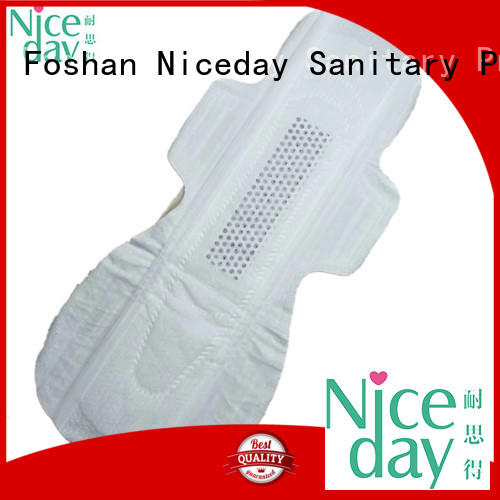 Niceday quality cotton sanitary pads maternity for female