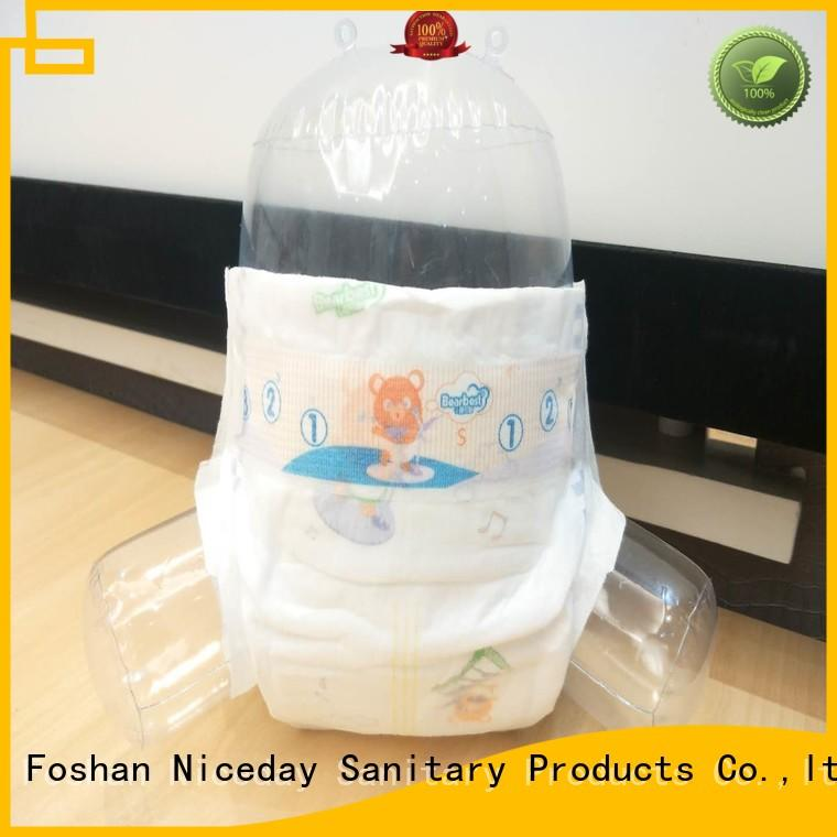 disposable low cost sanitary napkins proof line for infant