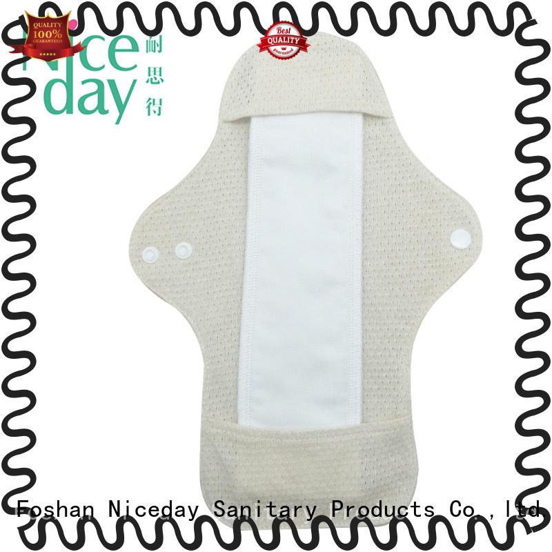 Niceday wonderful reusable panty liners cloth for ladies