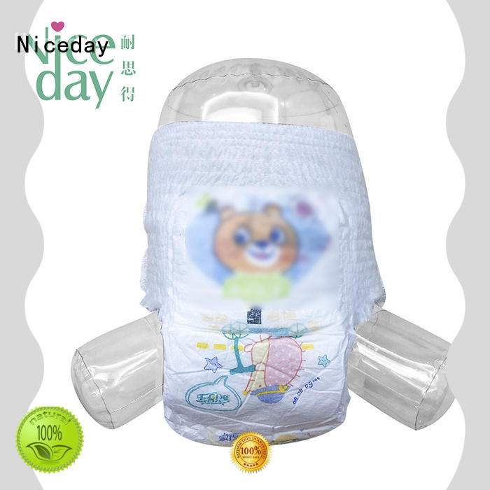 Niceday leak-proof best newborn nappies softcare for baby