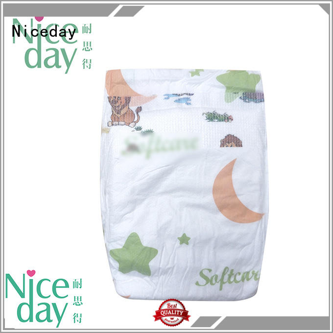 Niceday softcare best diaper brand dry for baby