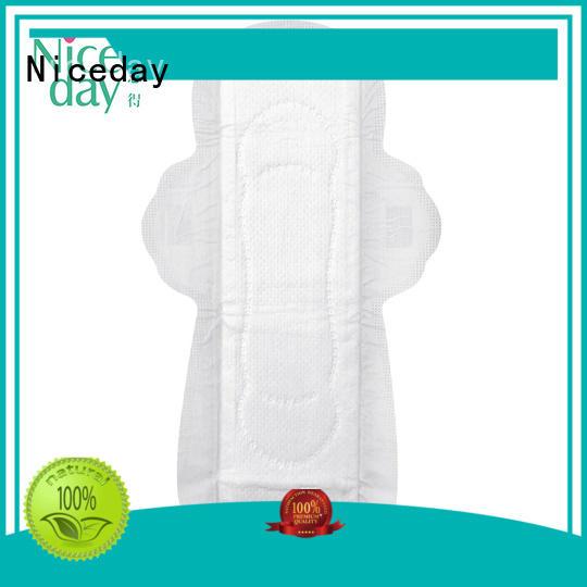 Niceday quality disposable sanitary napkin korea for period