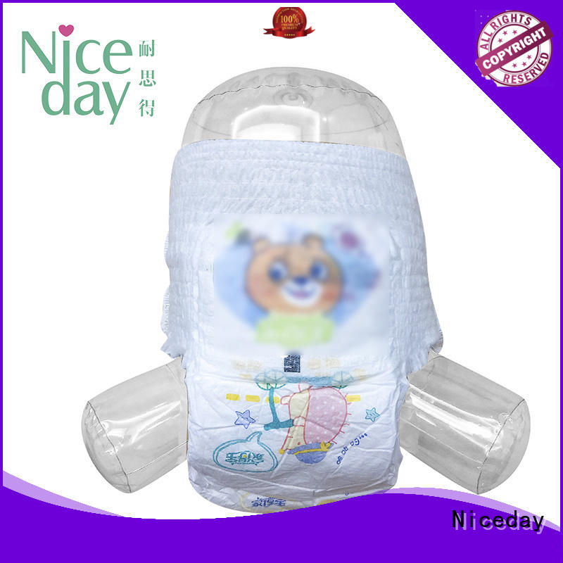 Niceday oem newborn baby diapers pure for baby