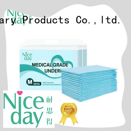 Niceday medical hospital bed pads inquire for baby