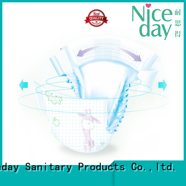 Niceday sale infant diapers diape for baby girl