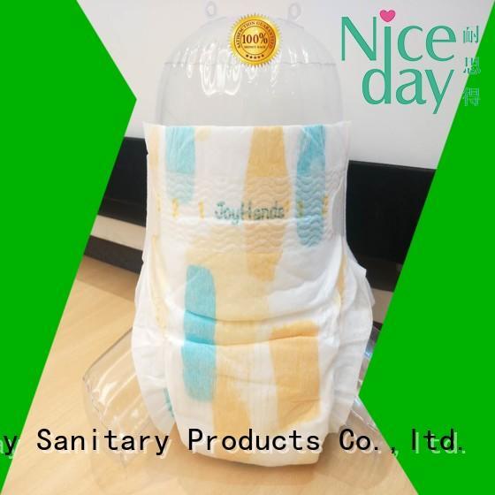 Niceday oem best diaper brand line for baby