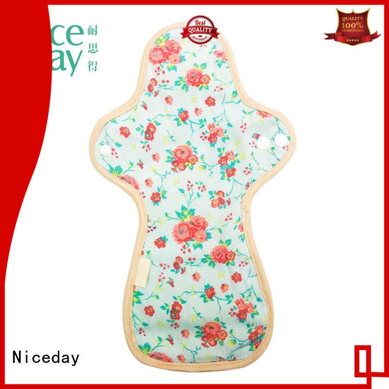 Niceday feminine best reusable panty liners pad