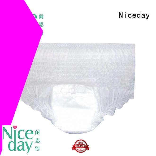 Niceday adult diapers with tabs ask for absorption