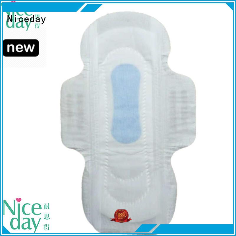 Blue diversion chip woman sanitary pad stereotactic leak ladies sanitary pads NDLTHW-1-2-Niceday
