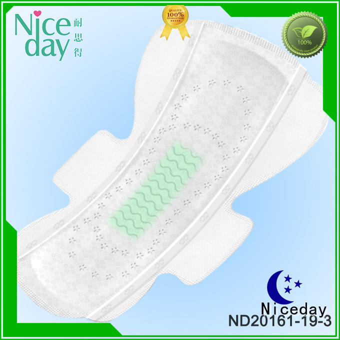quality women napkin disposable icy for ladies