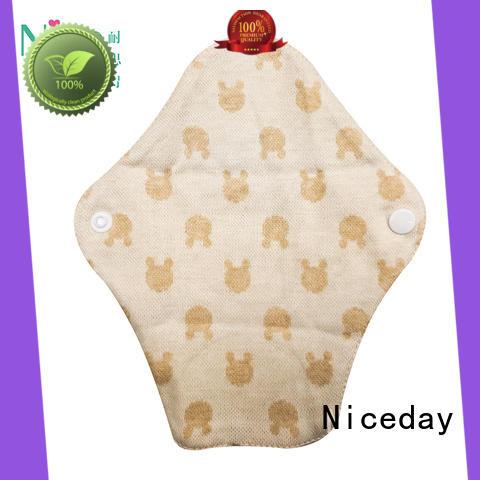 Niceday wonderful reusable sanitary pads organic for women